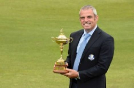 World Golf News » Paul McGinley
